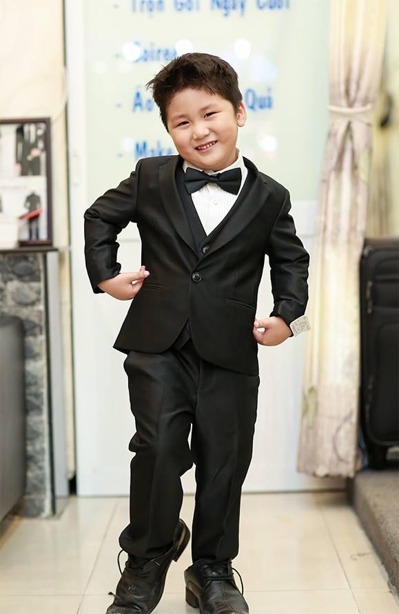 Suit Trẻ Em Thời Trang TE013