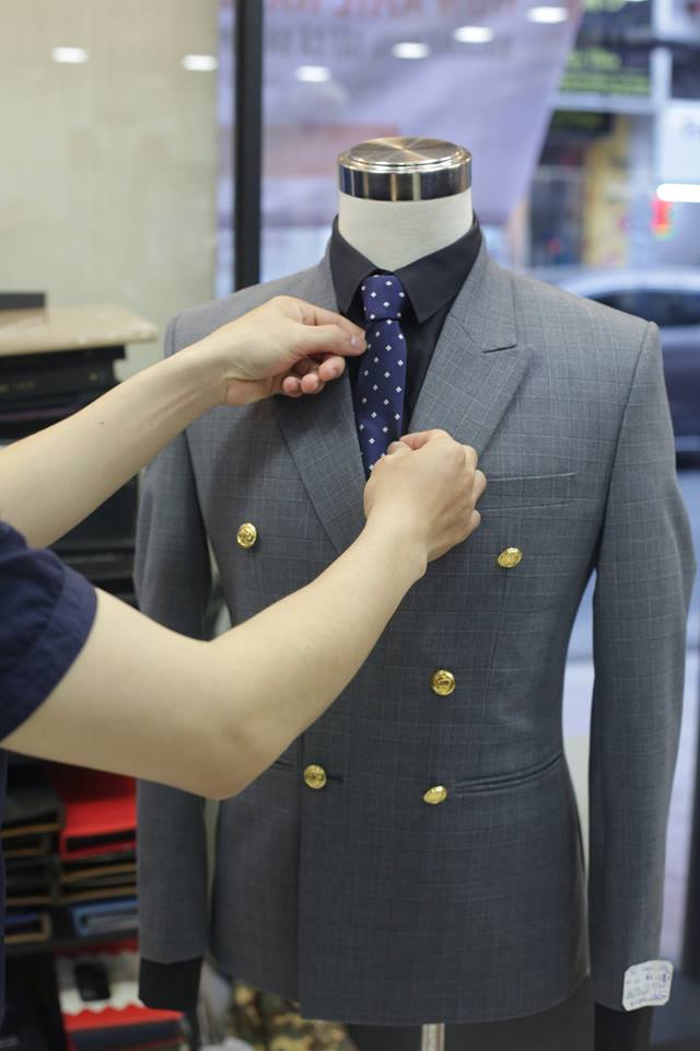 You can get a very good ready-to-wear suit off the rack if you understand what is going to fit your body.