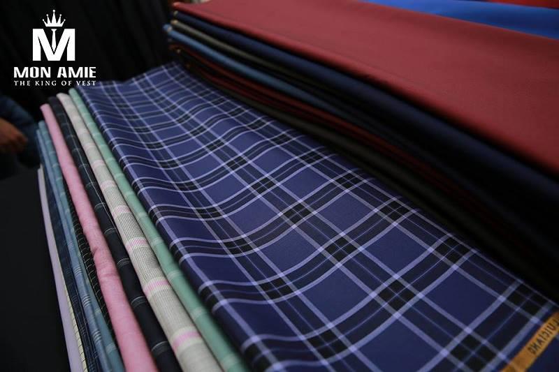 Có nhiều lựa chọn hơn về chất liệu vải may suit nam, luôn là ưu thế lớn cho khách hàng khi mua sắm.