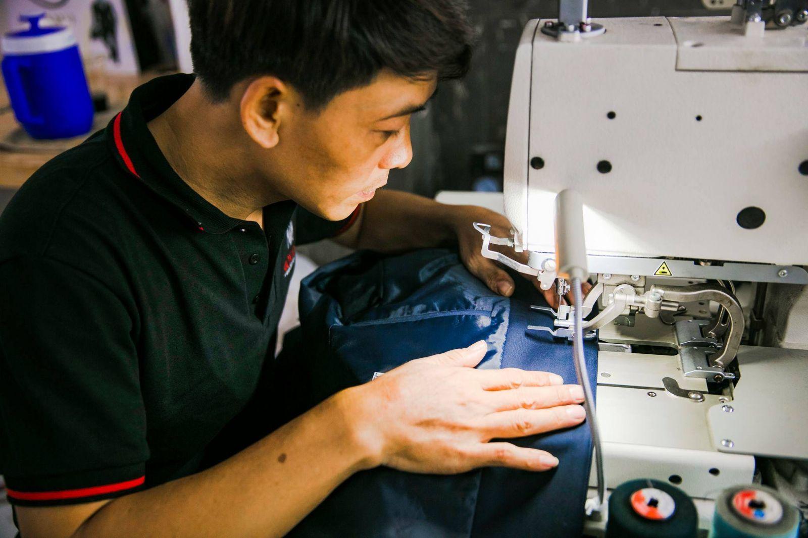 Đặt may đồ mặc Tết gặp nhiều khó khăn trắc trở, đặc biệt là các sản phẩm Veston.