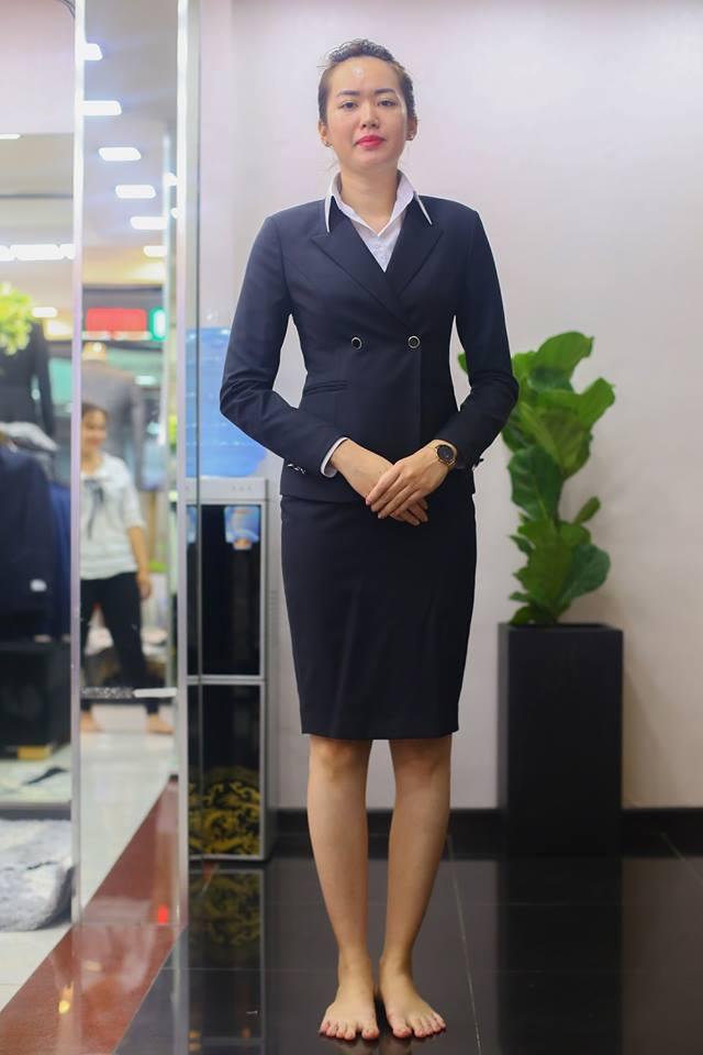 Một bộ áo vest nữ cao cấp phải đáp ứng được rất nhiều tiêu chí may mặc.