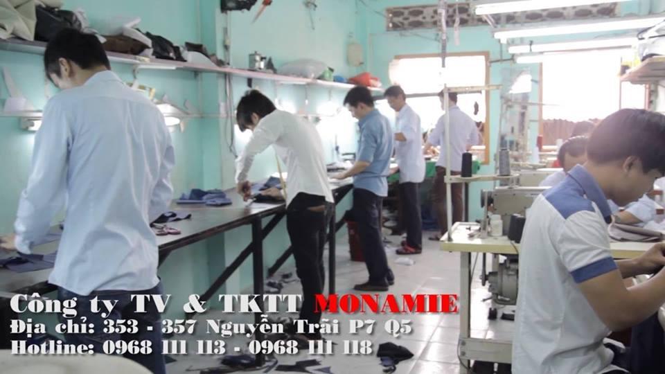 Nhà may Veston Mon Amie 357 Nguyễn trãi P7 Q5