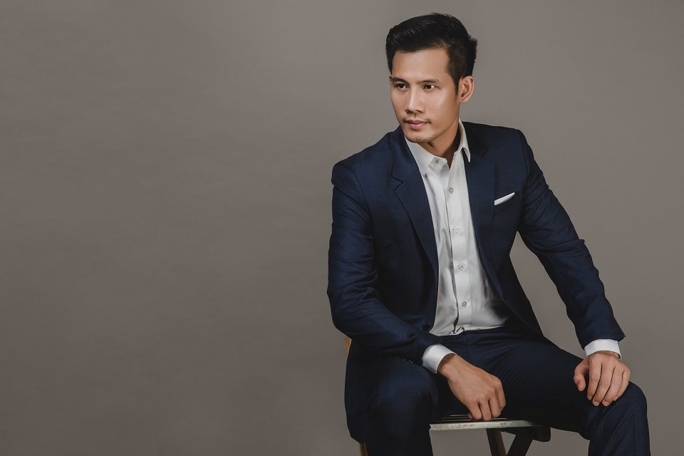 Bộ Sưu Tập Veston Mon Amie The Luxury Gentlemen 2017