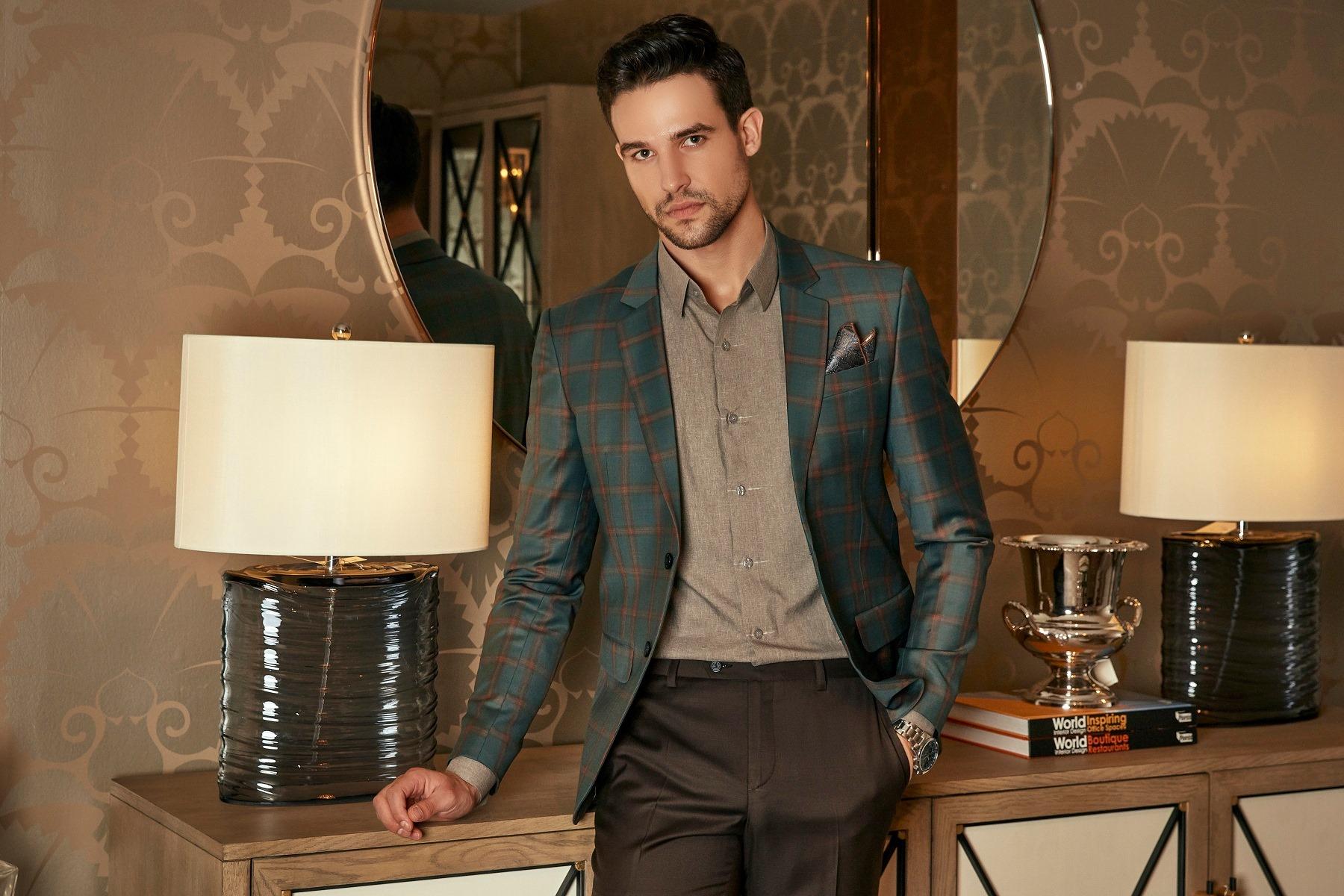 Vercelli Suiting Fabrics - Chất liệu vải Suit Doanh Nhân được ưa chuộng số 1 tại Mon  Amie