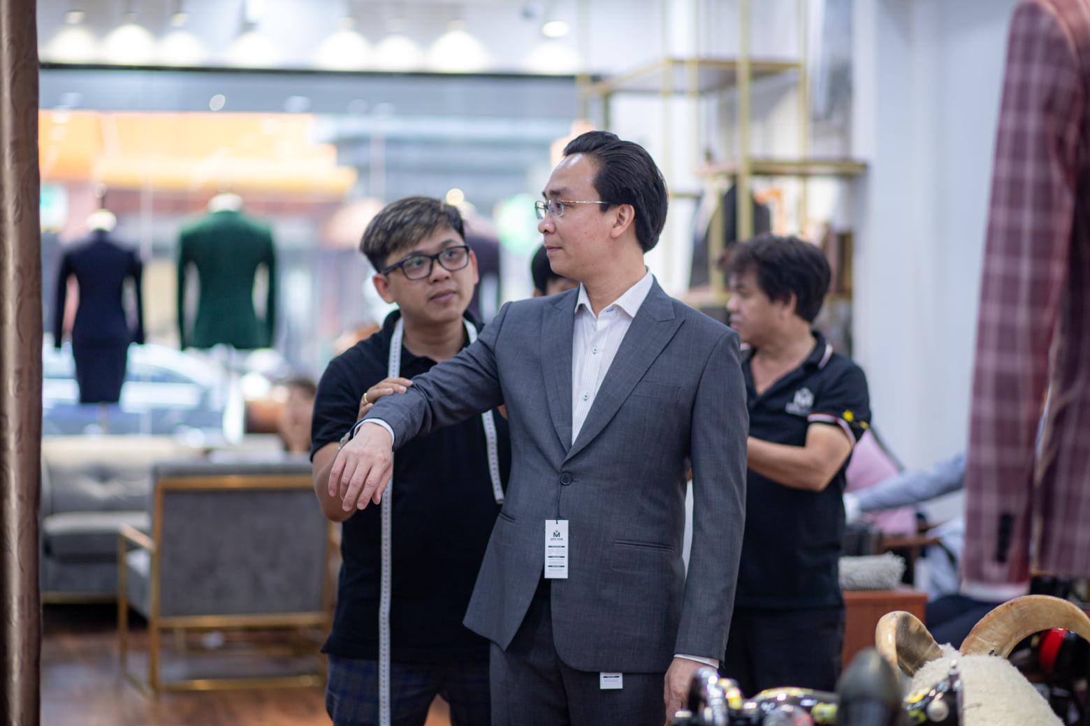 Khang Đặng và chặng đường xây dựng thương hiệu Mon Amie nổi tiếng