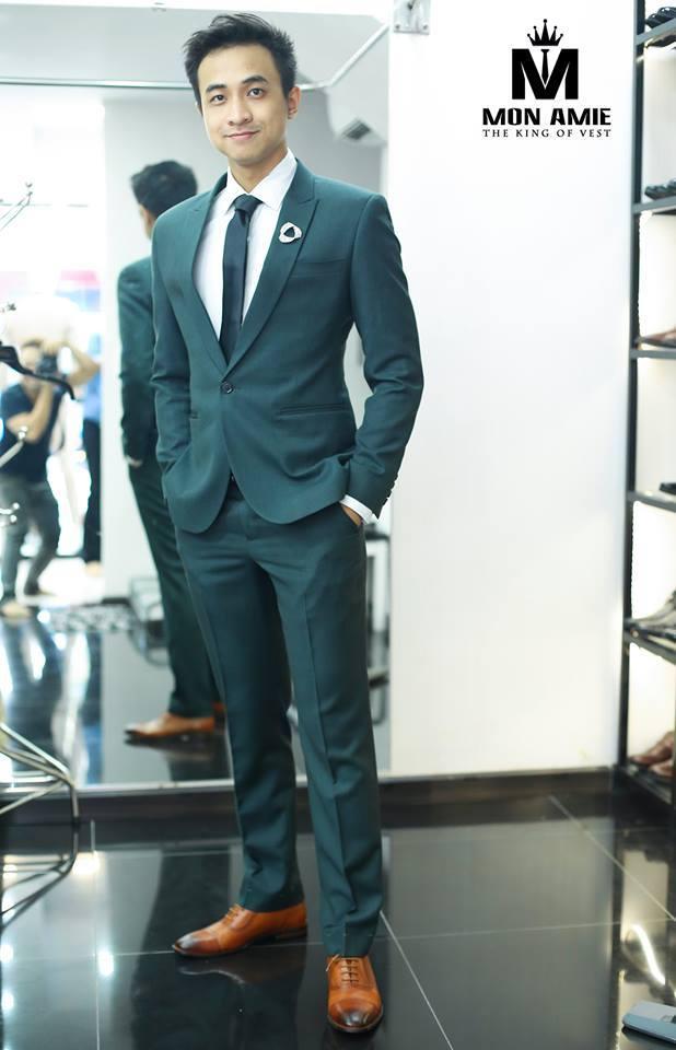 Suit - Comple bộ trang phục quan trọng cần có trong đời của mỗi quý ông