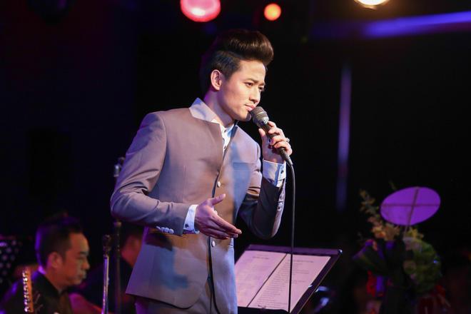 Mon Amie đồng hành cùng live show Quý Bình