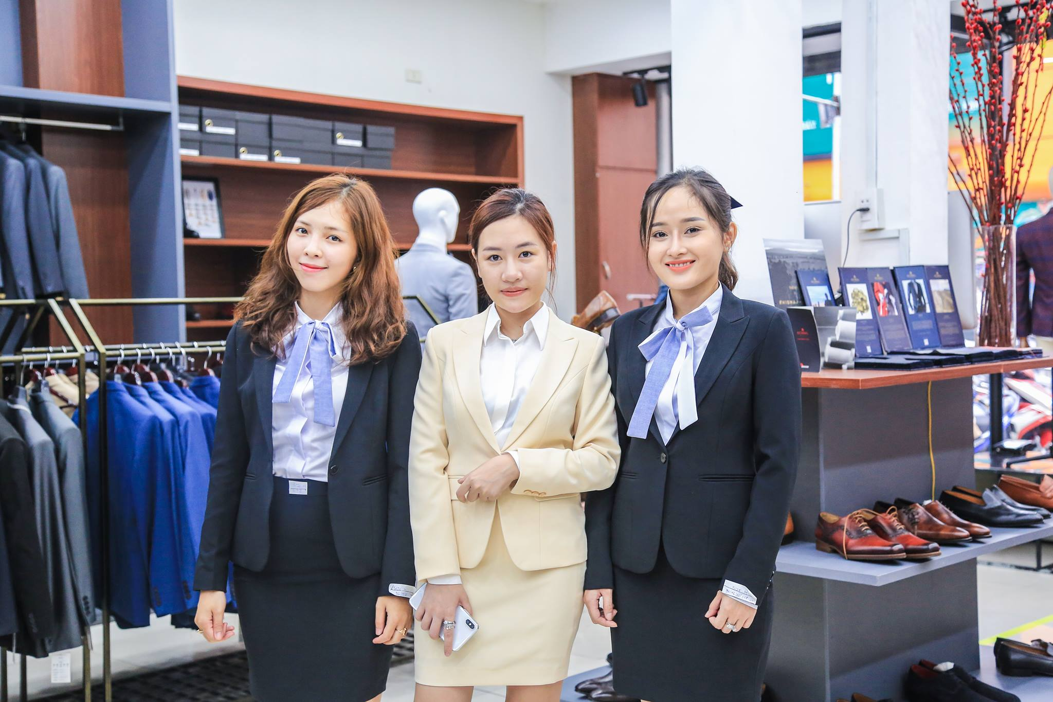 May đồng phục ngân hàng tại TP.HCM
