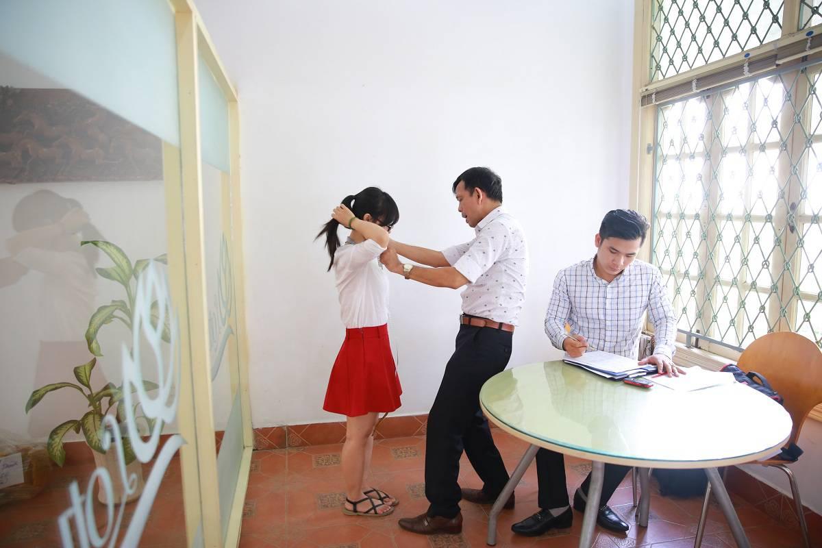 May đồng phục cho công ty Hoa Sen Vàng, May đồng phục tại quận Bình Thạnh TPHCM