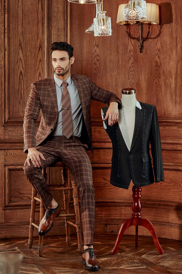 May suit nam đẹp