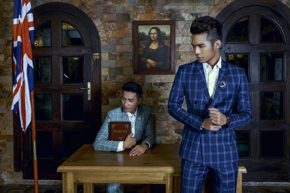 Những phong cách Suit nam đẹp nhất cho những buổi tiệc
