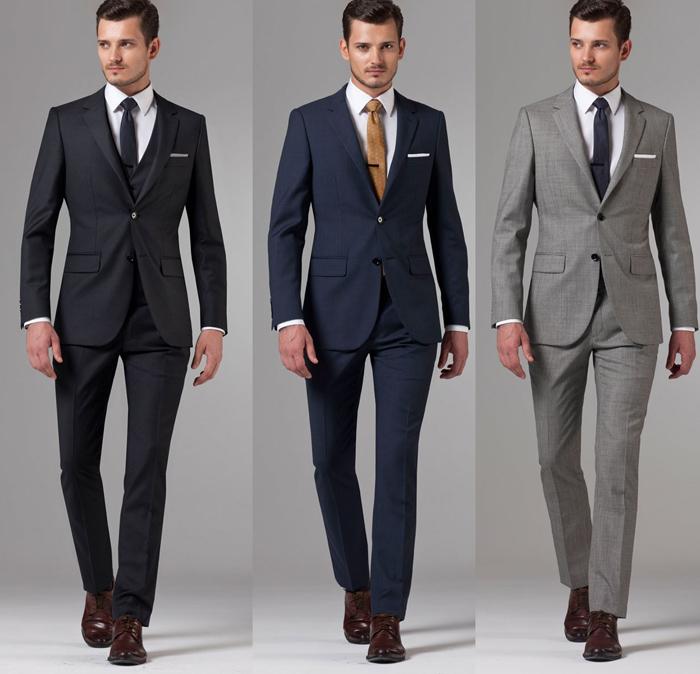 Cách Mặc Suit Đúng Cách