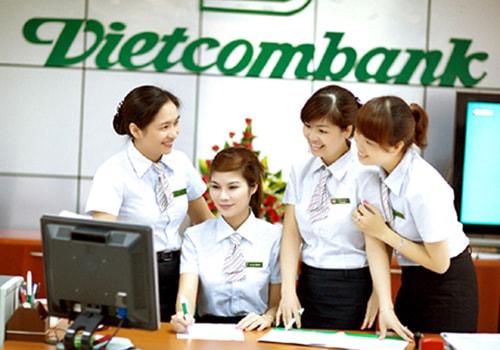 Vietcombank- Đối tác may mặc đồng phục của Mon Amie