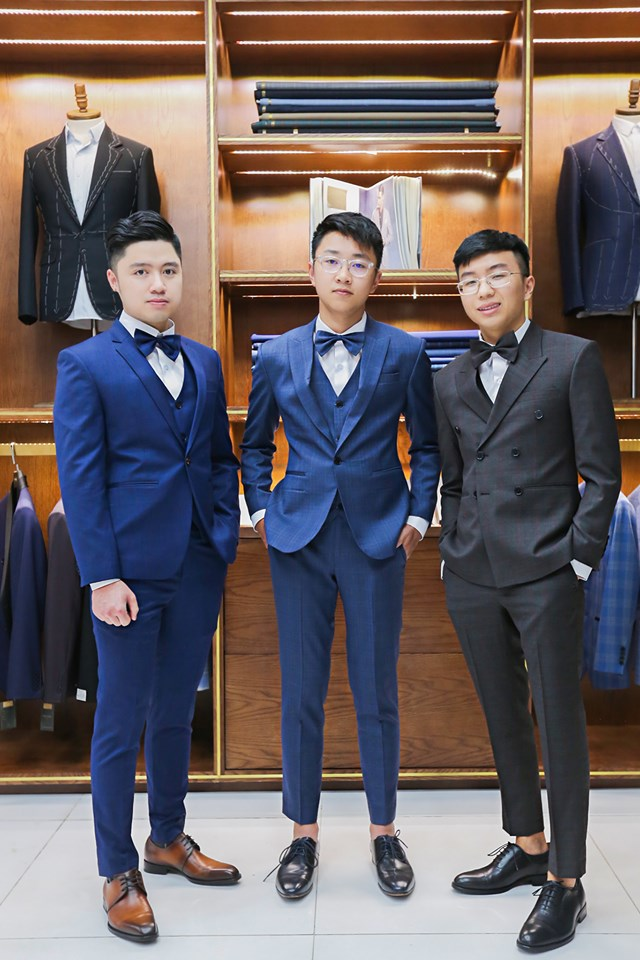 May vest prom party