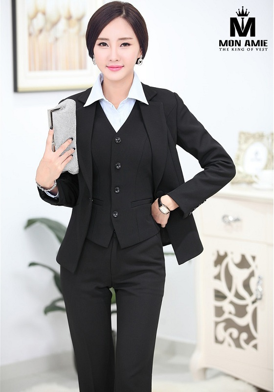 Vest Nữ Công Sở Comple