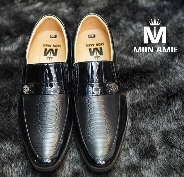 Giày Tây Hàn Quốc MA002