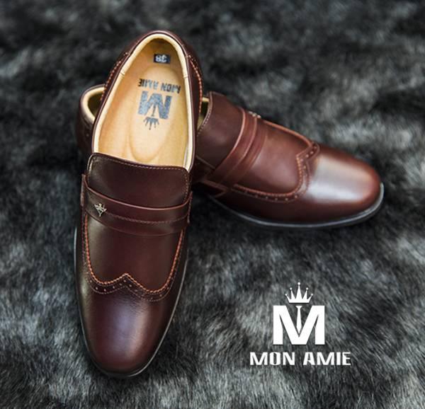 Giày Tây Hàn Quốc MA004