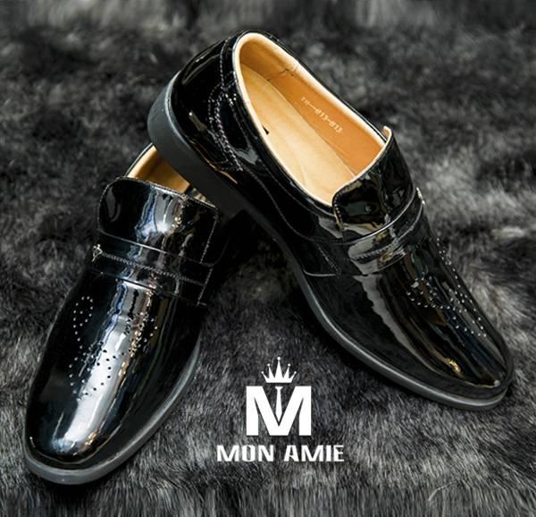 Giày Tây Hàn Quốc MA005