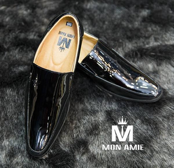 Giày Tây Hàn Quốc MA001