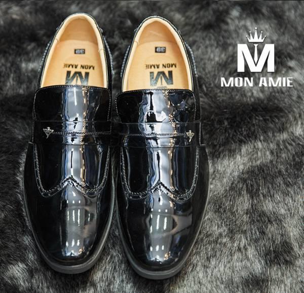 Giày Tây Hàn Quốc MA003
