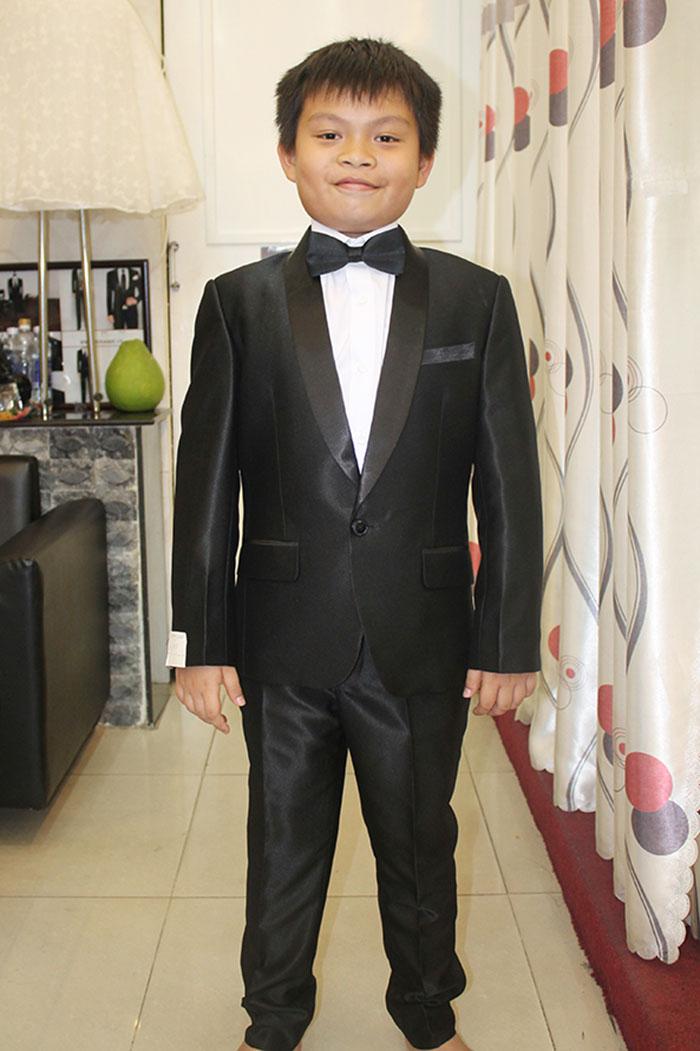 Vest Comple Trẻ  Em Cổ Sam TE010