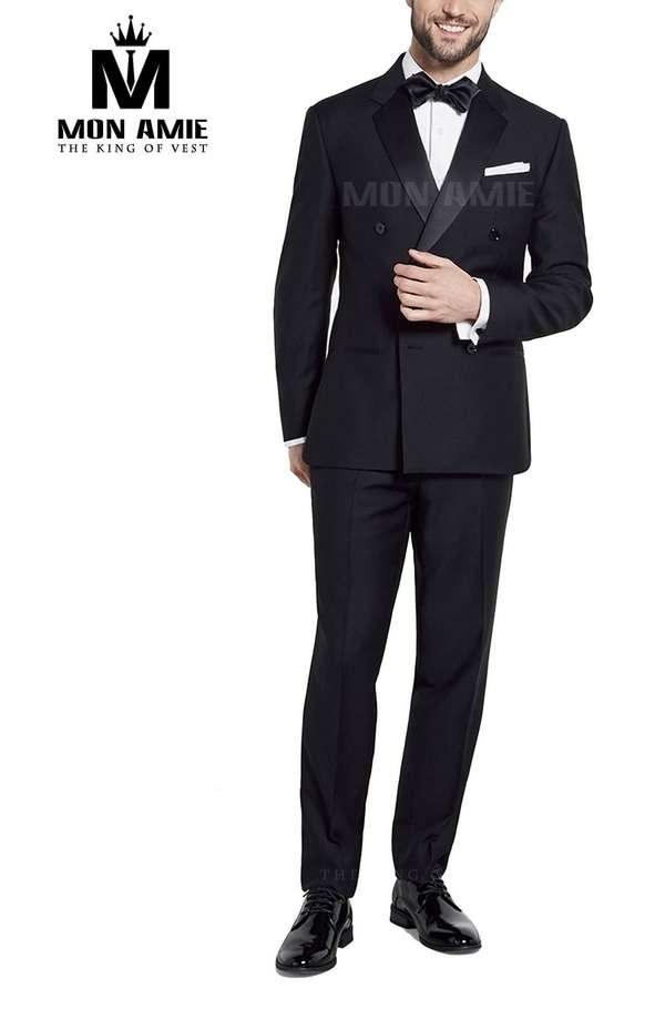 Bộ Tuxedo đen Tuxedo004
