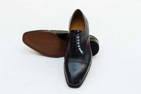 Giày Tây Nam Cao Cấp Màu Đen Bloom Mon Amie