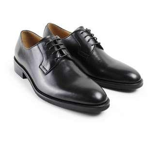 Giày Tây Nam Cao Cấp Italia Màu Đen Derby DB11011 Mon Amie