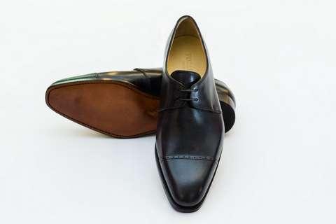 Giày Tây Nam Cao Cấp Màu Đen FHNS 1711 Mon Amie