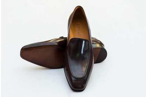 Giày Tây Nam Cao Cấp Màu Đen Sophie Mon Amie