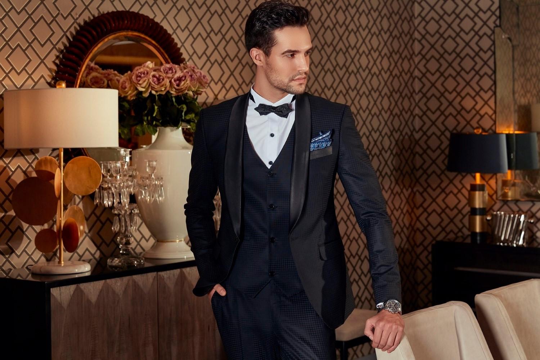 Suit doanh nhân - Chìa khóa của vẻ đẹp sang trọng
