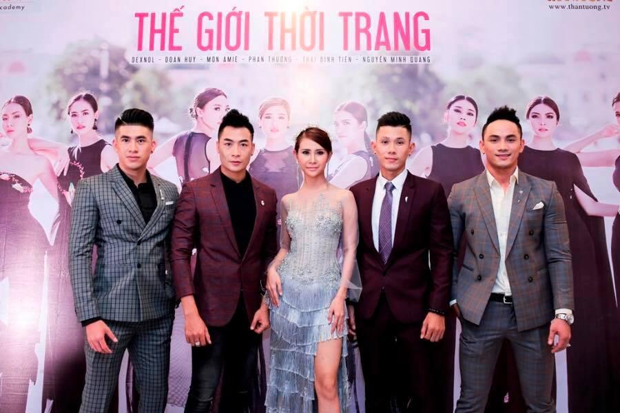 Mon Amie và Mister Trịnh Gia Kiệt