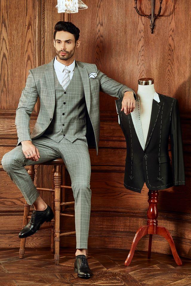 Mặc vest nam chuẩn theo phong cách kiểu Ý