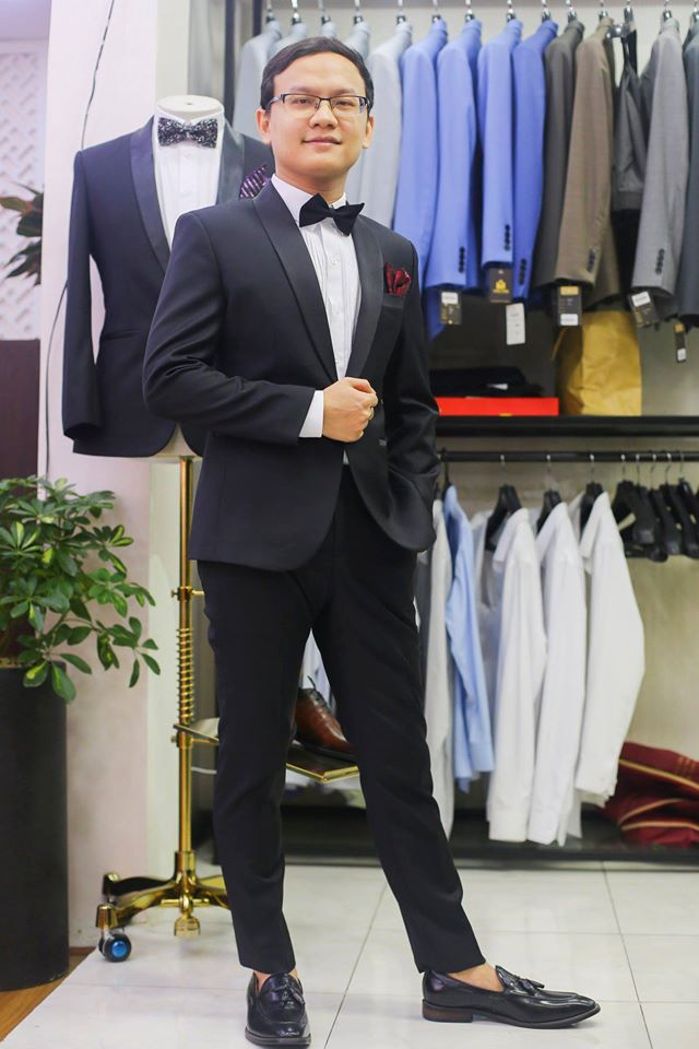 Tuxedo Trẻ Trung Slim Fit