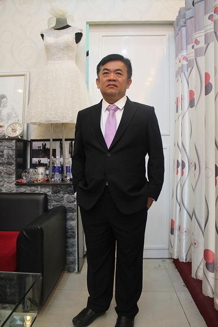 Suit Sui Gia Super Black