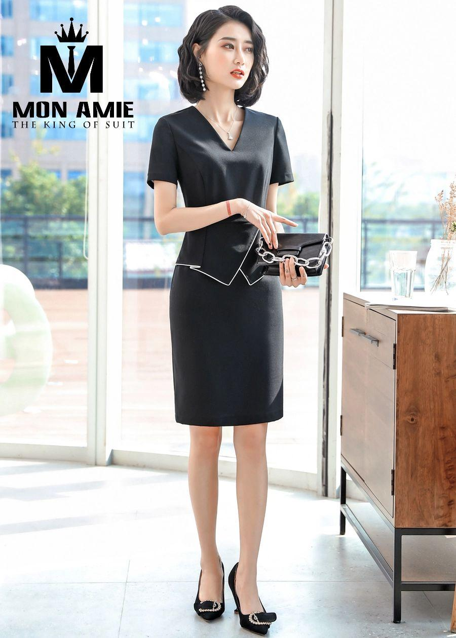 Đồng Phục Váy Nữ pn1230