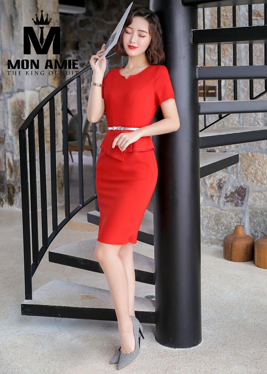 Đồng Phục Váy Nữ pn1302