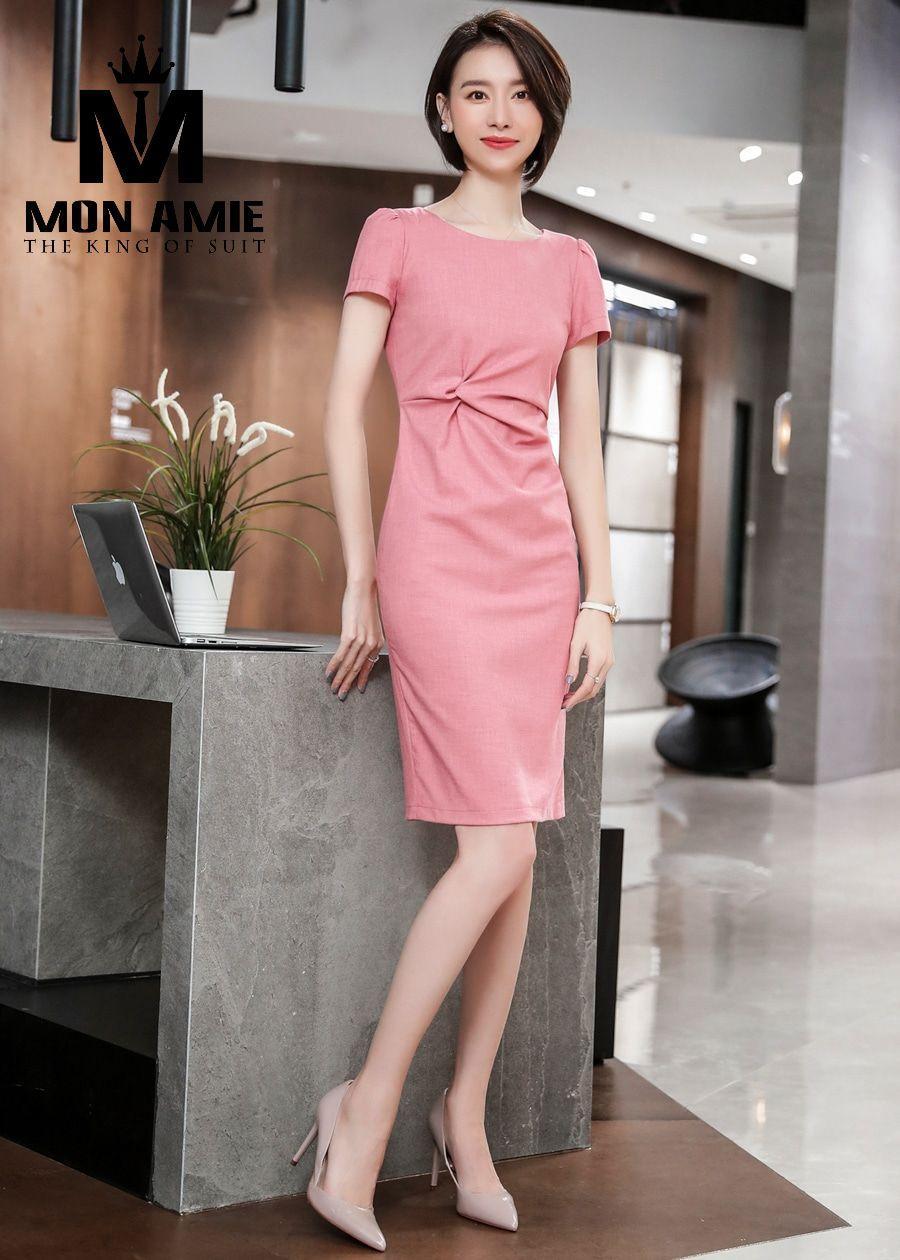 Đồng Phục Váy Nữ pn1377