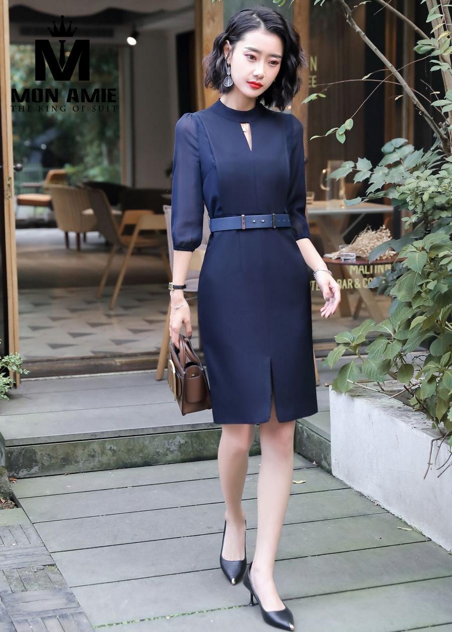 Đồng Phục Váy Nữ pn1678